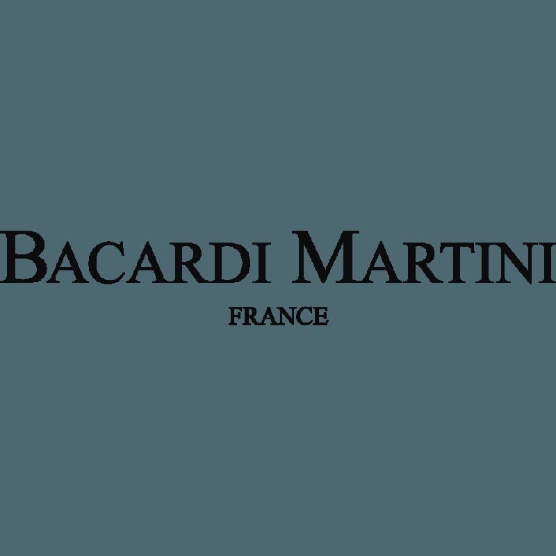 logo bacardi martini
